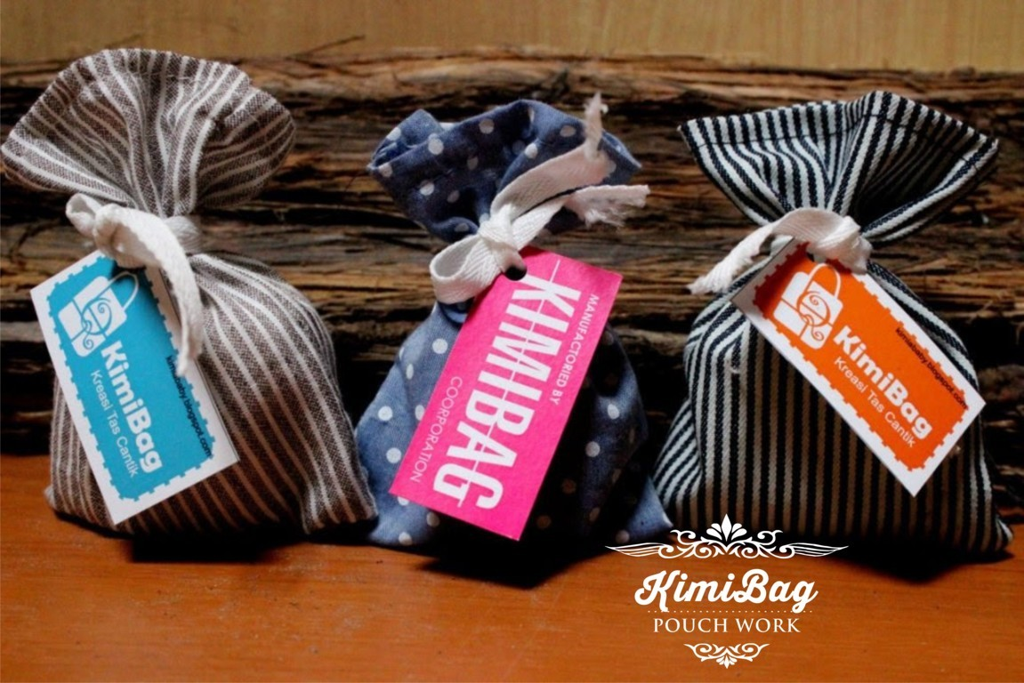 KimiBag Cheerfull Pouch