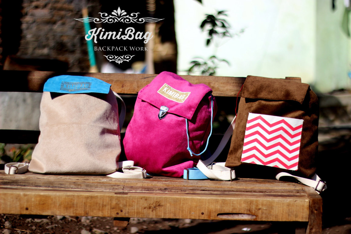 KimiBag Various Nidily Backpack