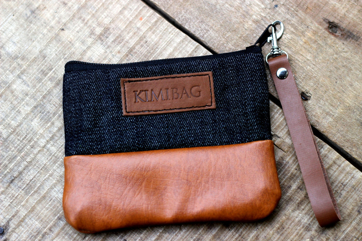 KIMIBAG - Leather Pouch
