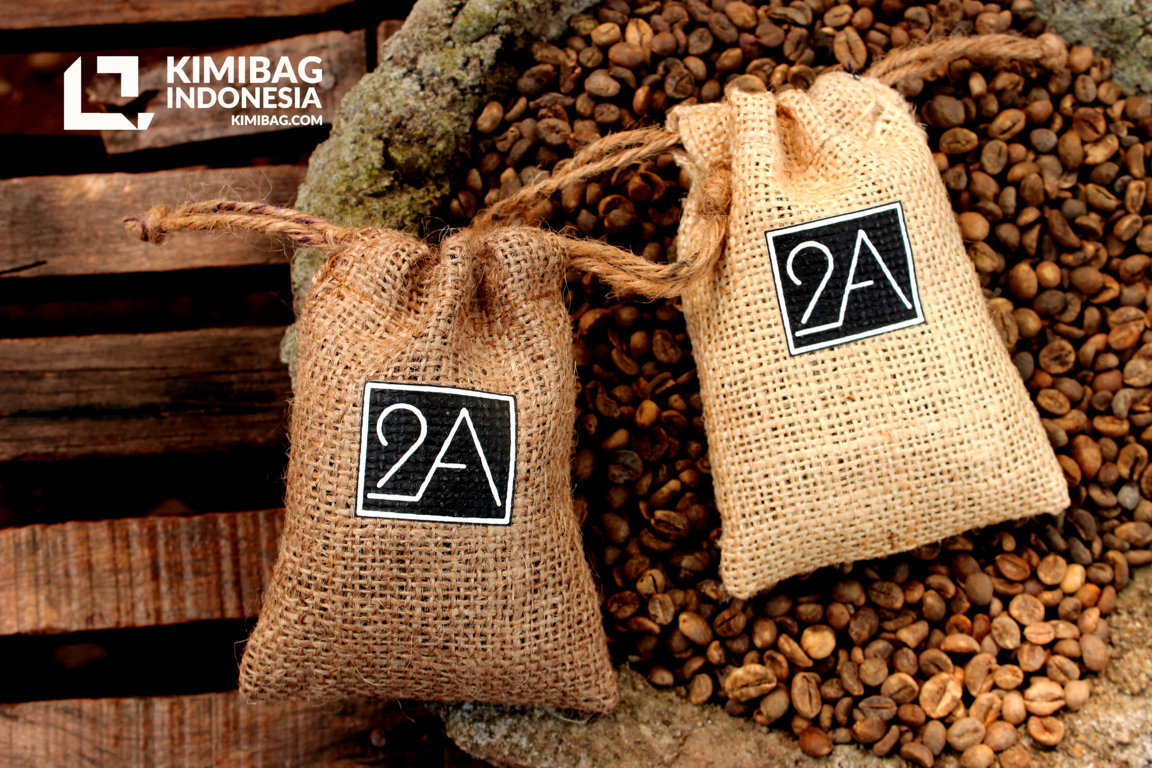 Rustic Coffee Bag