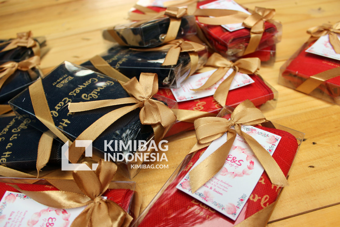 Kimibag Indonesia - Custom Wedding Souvenir