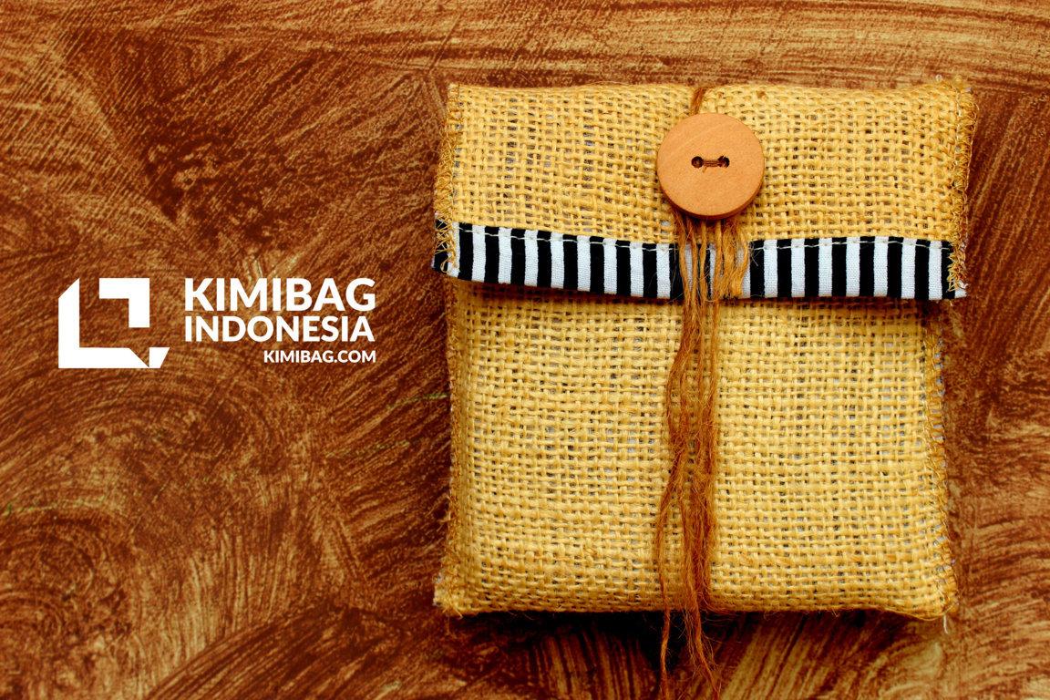 Rustic Burlap Bags