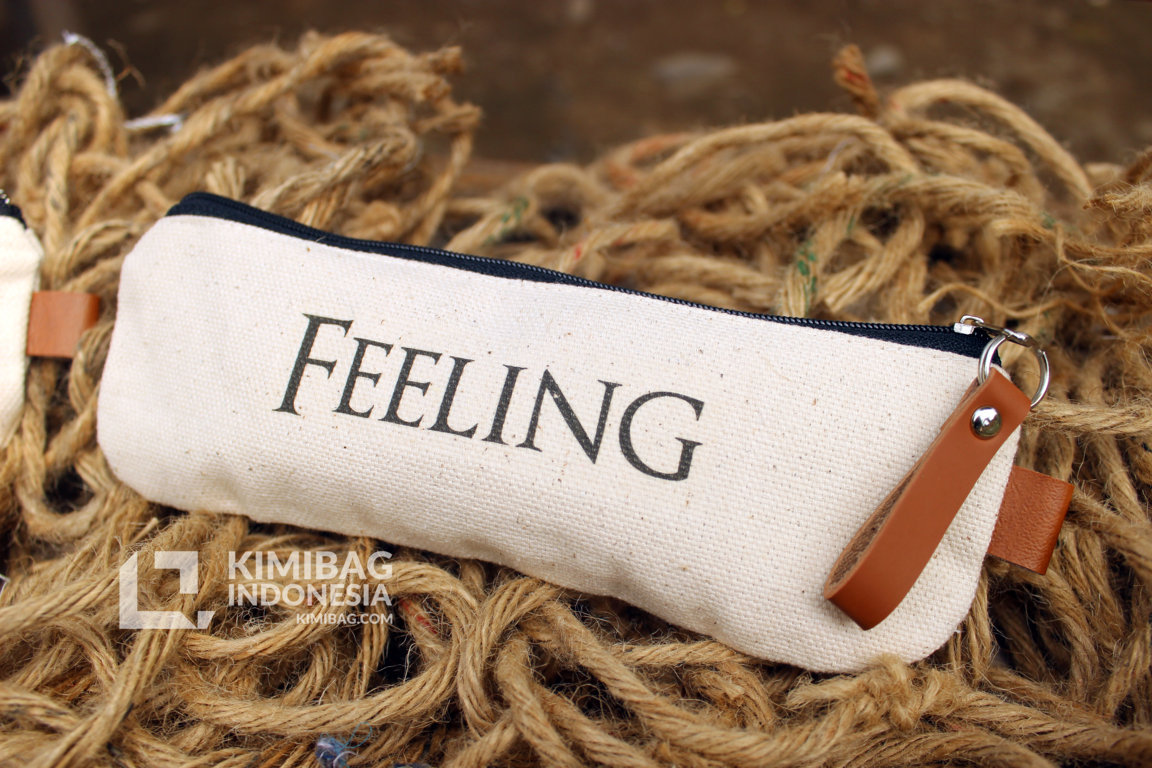 KIMIBAG INDONESIA - FEELING PENCIL CASE KIMIBAG INDONESIA;