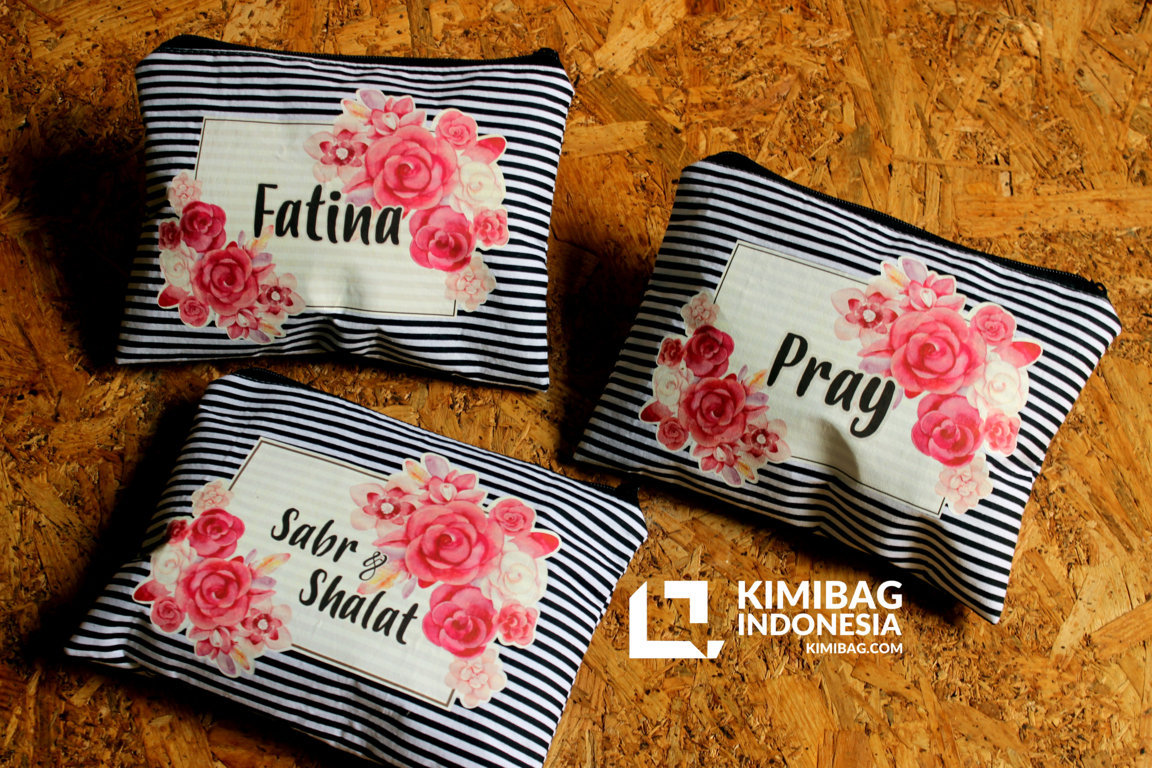 Canvas, Cotton Wallet   Custom Design, custom size