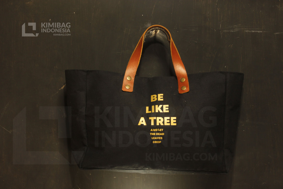 Rumi's Quote on Tote Bag